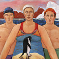 Cold Water Swimmers by Paula Wittner