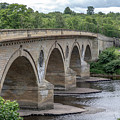 Coldstream Bridge 1807 by Teresa Wilson