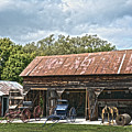 Coldwater Vintage Carriage House by Judy Hall-Folde