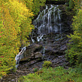 Colebrook Nh Beaver Brook Falls by Juergen Roth