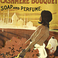 Colgate Cashmere Bouquet Advertising Poster by Phat Artz