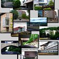 Collage Ithaca College Ithaca New York Vertical by Thomas Woolworth