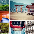 Collage Of Japan Images by Mariusz Prusaczyk