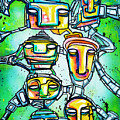 Collective Minds by Larry Calabrese