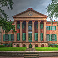 College Of Charleston - Go Cougars by Dale Powell