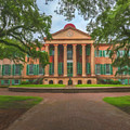 College Of Charleston Main Academic Building by Dale Powell