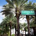 Collins Av A1a by Karen Wiles