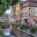 Colmar France by W Chris Fooshee