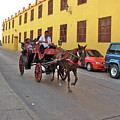 Colombia Carriage by Brett Winn