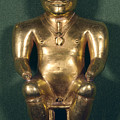 Colombia: Gold Figure by Granger