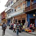 Colombia Streets by Brett Winn