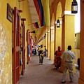 Colombia Walkway by Brett Winn