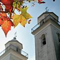 Colonia Del Sacramento Church by Bernardo Galmarini