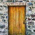 Colonia Old Door by Rick Bragan