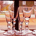 Colonial Glassware by Lou Ford