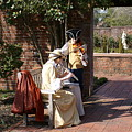 Colonial Music At Tryon Palace by Rodger Whitney