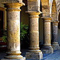 Colonnades by Mexicolors Art Photography