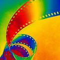 Color 35mm Strip by Lonnie Paulson