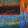 Color Abstraction Li  by David Gordon