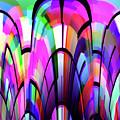 Color Gates by Mihaela Stancu