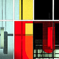 Color Grid 1 by Gary Everson