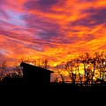 Color In The Sky by Donald C Morgan