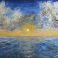 Color Of Ocean by Olesya Sytnyk
