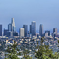 Color Pano Los Angeles California  by Chuck Kuhn