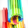 Color Pens 10 by Jijo George