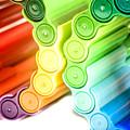 Color Pens 3 by Jijo George