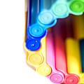 Color Pens 8 by Jijo George