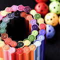 Color Pens2 by Jijo George