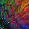 Color Waves by Diane Parnell
