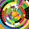 Color Wheel by Gary Grayson