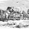 Colorado Gold Rush, 1859 by Granger