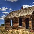 Colorado Homestead by Pete Hellmann