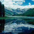 Colorado Lake by David Arment