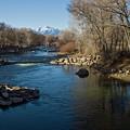 Colorado Mountain Stream by Bob Sanford