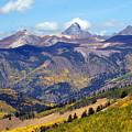 Colorado Mountains 1 by Marty Koch