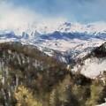Colorado Mountains 4 Landscape Art By Jai Johnson by Jai Johnson