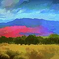 Colorado Mountains by Jennifer Stackpole
