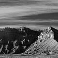 Colorado Panorama II Bw by David Gordon