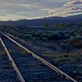 Colorado Railroad Crossing by Brian Kamprath