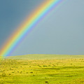 Colorado Rainbow by Marilyn Hunt