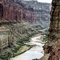Colorado River And The East Rim Grand Canyon National Park by NaturesPix