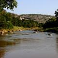 Colorado River Bend Texas by James Smullins