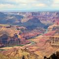 Colorado River Grand Canyon  by Chuck Kuhn