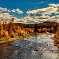 Colorado River In Autumn by Mountain Dreams
