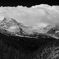 Colorado Rocky Mountains Continental Divide by James BO  Insogna