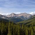 Colorado Rocky Mountains Near Monarch Pass by Brendan Reals